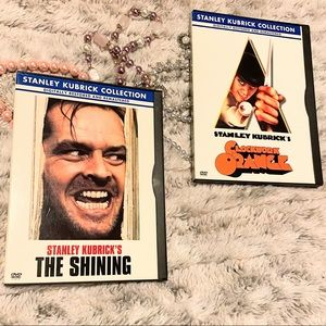 🎥💿Stanley Kubrick Collection DVD set of 2 💿🎥